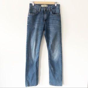 Wrangler Slim Straight Flex 29x32 Jeans EUC